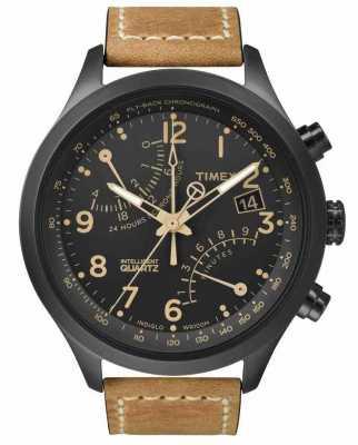 Timex Chronograf flyback z serii Iq t T2N700